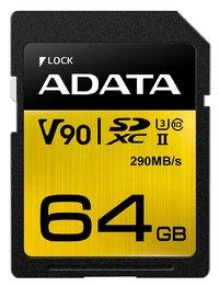 64GB ADATA Premier - ONE UHS-II SDXC Card