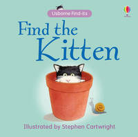Find the Kitten by Claudia Zeff image