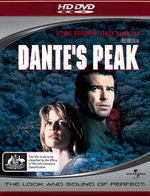Dante's Peak on HD DVD