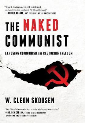 The Naked Communist by W Cleon Skousen image