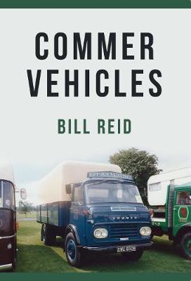 Commer Vehicles by Bill Reid image