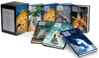 The Chronicles of Narnia Complete Box Set (Hardback, 7 books) by C.S Lewis image