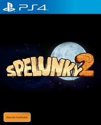 Spelunky 2 for PS4