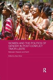 Women and the Politics of Gender in Post-Conflict Timor-Leste image