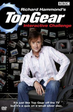 Richard Hammond's Top Gear Interactive Challenge on DVD
