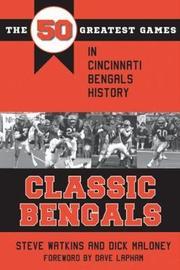 Classic Bengals by Steve Watkins