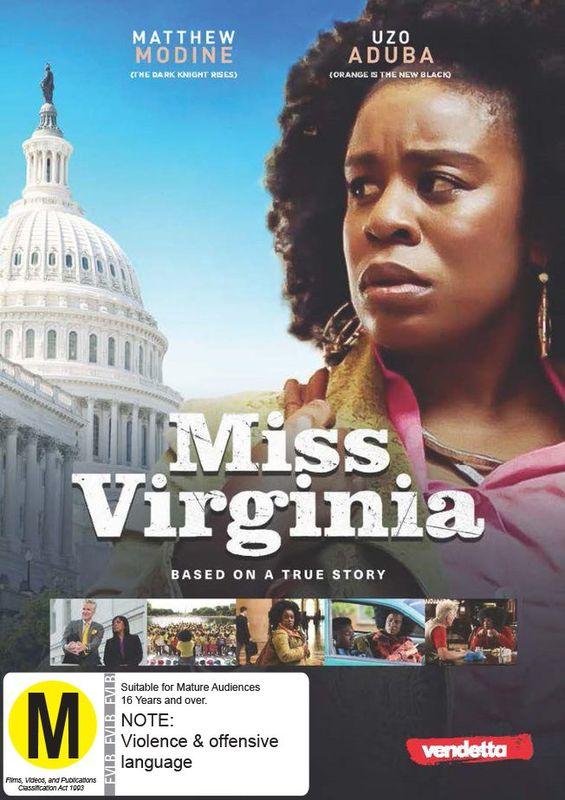 Miss Virginia on DVD