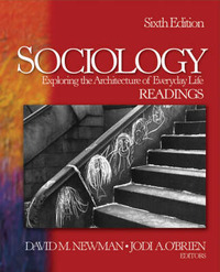 Sociology: Exploring the Architecture of Everyday Life: Readings image