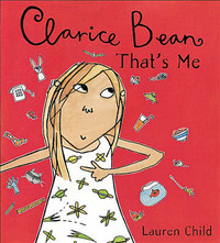 Clarice Bean, That's Me! by Lauren Child image
