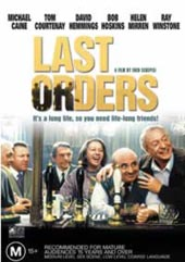 Last Orders on DVD