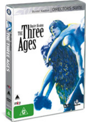Buster Keaton - Three Ages on DVD