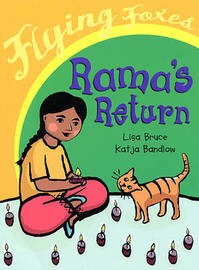Rama's Return by Lisa Bruce image