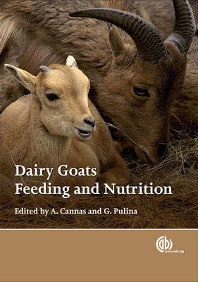 Dairy Goats, Feeding and Nutrition image