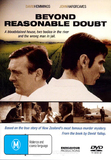 Beyond Reasonable Doubt DVD