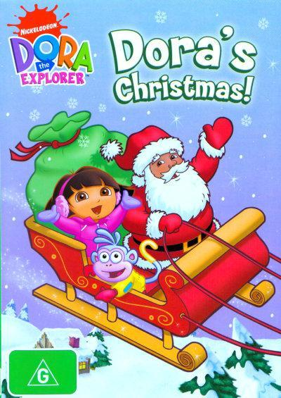 Dora The Explorer - Dora's Christmas on DVD