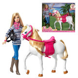 Barbie Horse Doll
