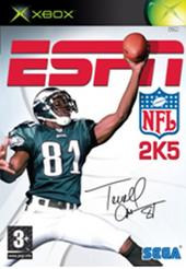 ESPN NFL 2K5 for Xbox