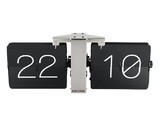 Karlsson Flip Clock - No Case (Black)