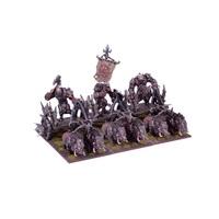 Kings of War Ogre Chariot Regiment