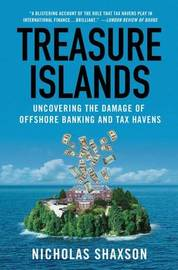 Treasure Islands by Nicholas Shaxson