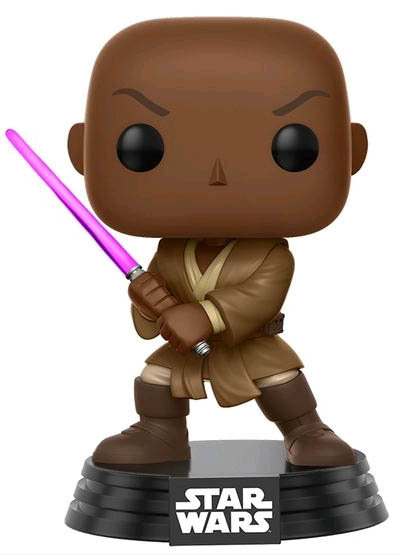 Mace Windu - Pop! Vinyl Figure image
