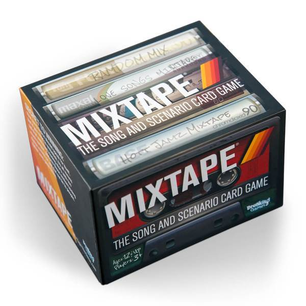 Mix Tape - The Song & Scenario Card Game