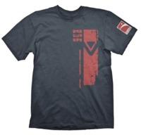 Destiny Cayde 6 T-Shirt Heathered Navy, M