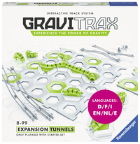 GraviTrax: Interactive Track Set - Tunnels Expansion