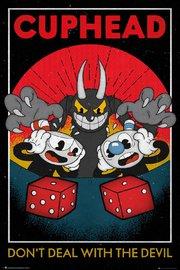 Cuphead Maxi Poster - Craps (1003)