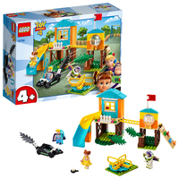 LEGO Disney: Toy Story Buzz & Bo Peep's Playground - (10768)