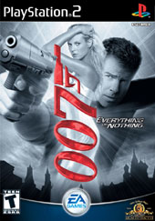 James Bond 007: Everything or Nothing for PS2