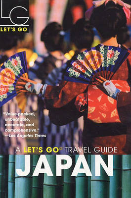 Let's Go Japan by Let's Go Inc image