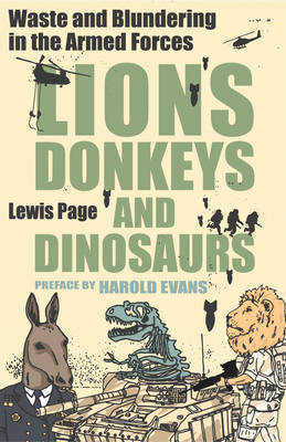 Lions, Donkeys and Dinosaurs by Lewis Page image
