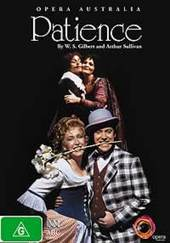 Opera Australia - Patience on DVD