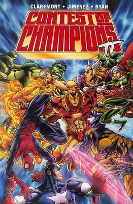 Contest Of Champions II Tpb by Chris Claremont