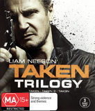 Taken 1-3 Triple Pack on DVD