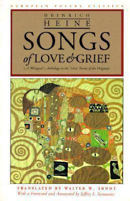 Songs of Love and Grief by Heinrich Heine image