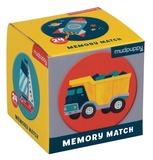 Mudpuppy: Mini Memory Game - Transportation