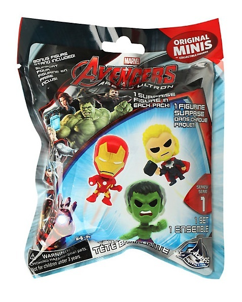 Original Minis: Age of Ultron Mini Figure - Blind Bag