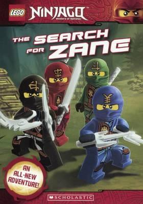 Lego Ninjago: The Search for Zane by Kate Howard