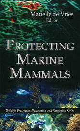 Protecting Marine Mammals by Marielle de Vries image