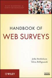Handbook of Web Surveys by Jelke Bethlehem