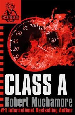 Class A (CHERUB #2) by Robert Muchamore image