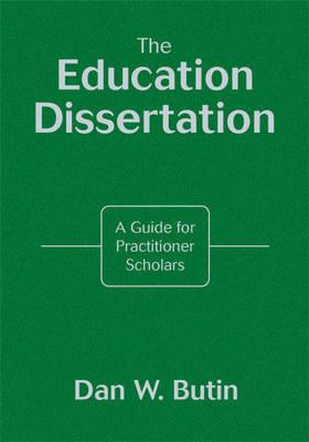 The Education Dissertation