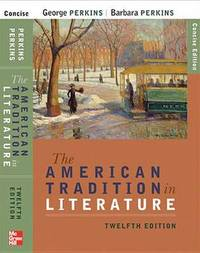The American Tradition in Literature (concise) Book Alone by Perkins image