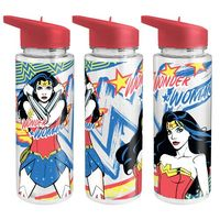 Wonder Woman Tritan Drink Bottle