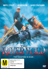 The River Wild on DVD image