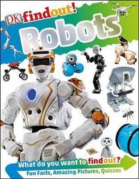 DK Findout! Robots by Nathan Lepora image