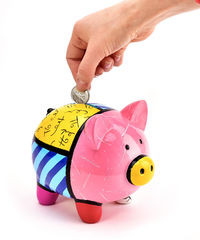 Romero Britto: Piggy Bank