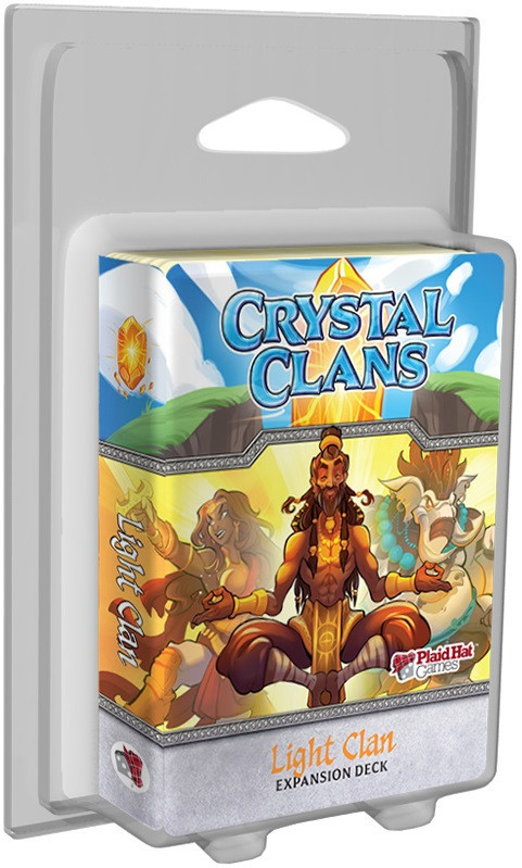 Crystal Clans: Expansion Deck - Light Clan